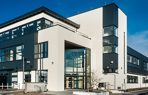 Claremorris Primary Care Project completed by Hayes Higgins Civil Engineers
